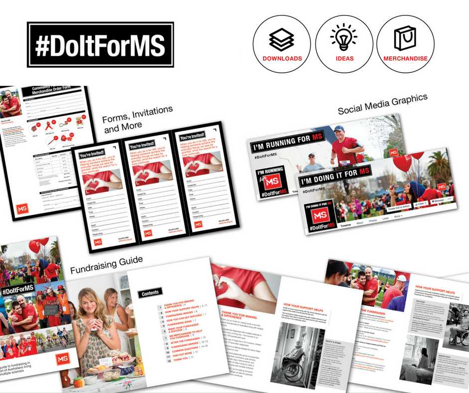 MS Fundraising Kit