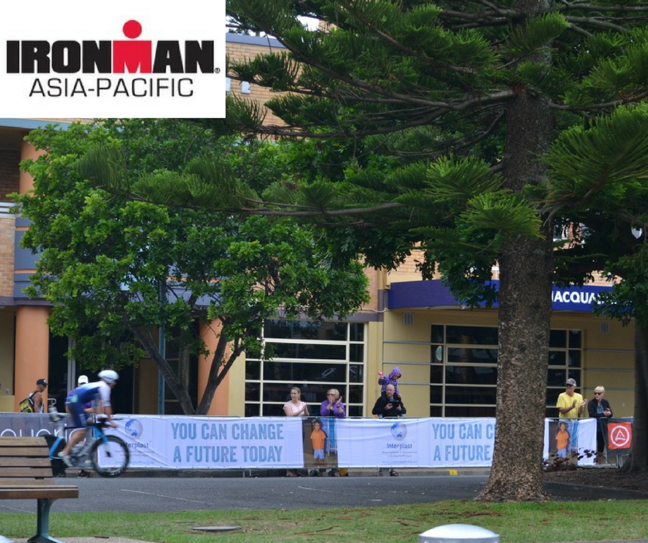 Ironman Asia Pacific and Interplast. Ironman Port Macquarie