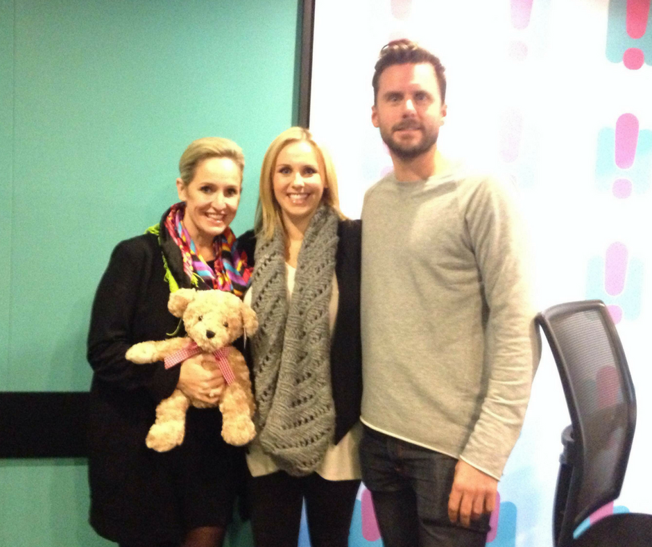 Fifi & Dave with Deanne Jolly