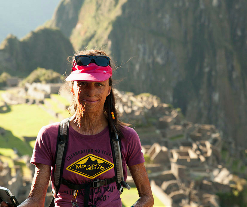 Turia Pitt Inca Trail